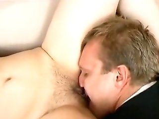 Matures Mega-slut With Horny Dude Loving His Hard Schlong In Her Mouth And Moist Vagina