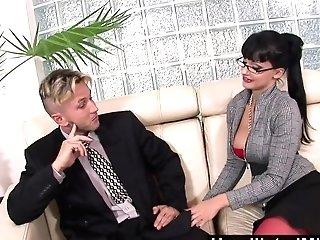 Humiliatedmilfs Horny ###ary Loves A Jizz-shotgun Up Her Butt