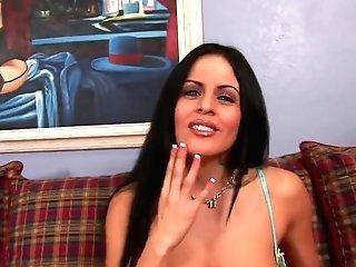 Crazy Sex Industry Star Mikayla Mendez In Amazing Oral Pleasure, Brazilian Xxx Clip