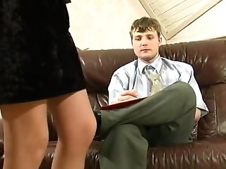 Nylon Russian Matures And Junior Boy