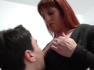 Agedlove Red-haired Matures Lady Xxx Fucked