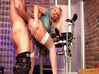 Busty Milf Porn Lesson
