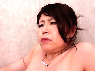 Stunning Mizuno Yoshie And Her Friend Have Fun With Fucktoys In The Bathroom