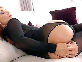 Roberta Gemma In Rough Interracial Fuck-a-thon Scenes