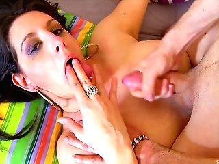 Matures Dark Haired Stunner Sonia Bang-out Begs Him To Fuck Her Hard Right Now