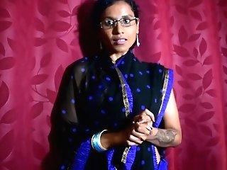 Indian Schoolteacher Hornylily Vocally Manhandles You In Hindi