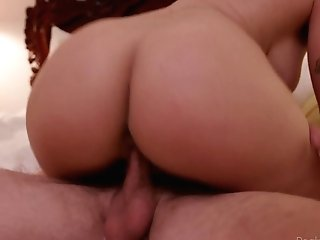 Femme Fatale Della Dane Gives A Deepthroat Oral Job And Rails A Dick Like Crazy Hooker