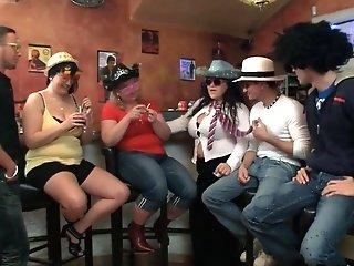 Fatty Broads Hard-core Fuck-a-thon Soiree