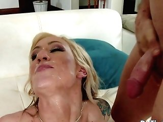 Swapper Wifey Zoey Portland Gets Drilled