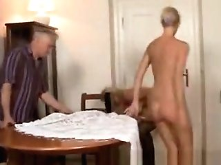 Older All Girl Touches Teenage Nymphs Labia