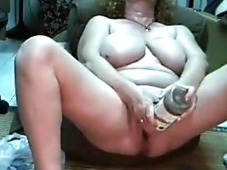 Mature Playing With Her Cunt