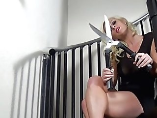 Cock Ball Torture Fantasy - Not Her Auntie Rachelle Wants Your Nuts