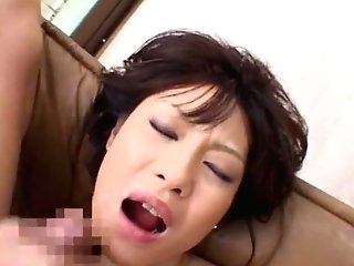 Horny Japanese Bitch Natsumi Horiguchi In Amazing Jizz Flows, Rear End Style Jav Clip