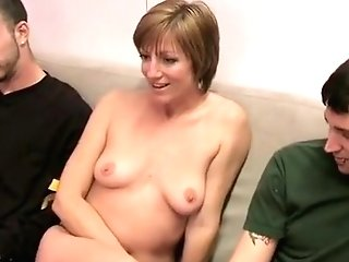 Greatest Homemade Ginger-haired, Matures Hookup Flick