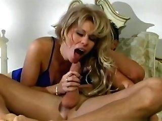 Greatest Adult Movie Star Angelique Lamare In Fabulous Blonde, Matures Pornography Scene