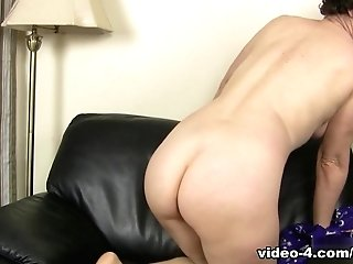 Best Superstar In Amazing Glamour, Black-haired Hook-up Scene