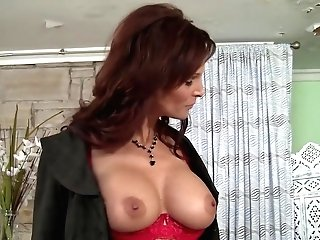 Horny Porn Industry Star Syren De Mer In Fabulous Big Tits, Piercing Adult Movie