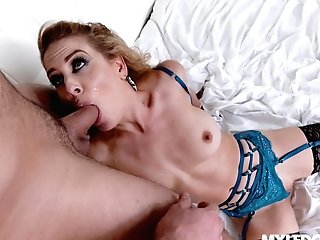 Cherie Deville Adores Strong Orgasm And Her Friend's Juice On Her Figure