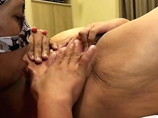 Tongued Til She Squirts