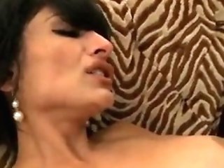 Cougar Manager Fucks A Horny Employee