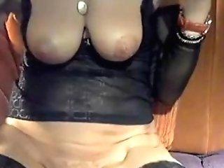 Matures Lady Fucks Her Donk On Kamerce