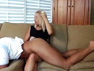 Horny Homemade Movie With Hand Jobs, Cum-shot Scenes