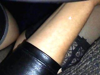 Stilettos On My Hard-on