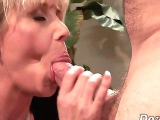 Matures Wifey Fucks Stud In Front Of Hubby