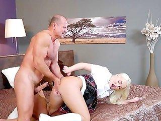 Wild Threeway Arousal With Lovita Fate And Heidi Van Horny