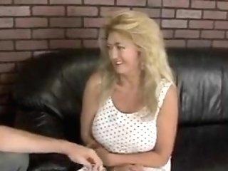 Greatest Blonde, Big Tits Adult Movie
