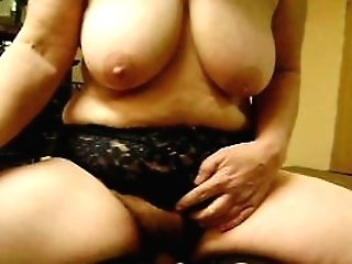 My Wifey Fucking Her Rocker...hot