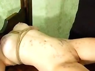 Fabulous Homemade Getting Off, Bondage & Discipline Porno Vid