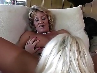 Amazing Sex Industry Stars Fiona Cheeks And Michelle St. James In Exotic Dt, Blonde Adult Movie