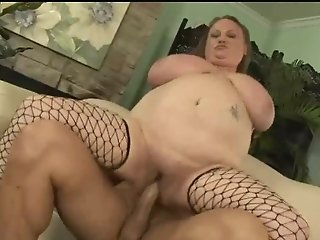 Trampy Bbw Kitty Is Fucked By Hot Blooded Bald Headed Stud