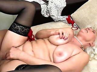 Blonde Matures Judit Gali Is The Real Master Of Rough Fuck With A Dude
