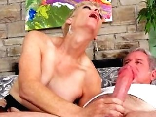 Smoking Hot Blonde Matures Erica Ryko Deepthroats And Rails
