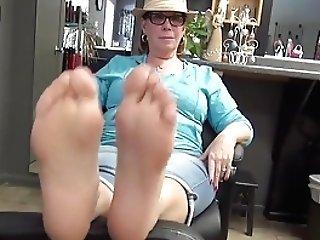 Matures Tasty Feet