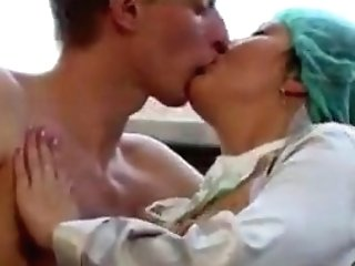 Russian Matures Flora Fuck With A Junior 1