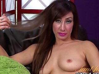 Crazy Adult Movie Star In Amazing Medium Tits, Sandy-haired Pornography Movie