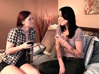 Amazing Adult Movie Stars Zoey Holloway And Karlie Montana In Fabulous Underwear, Lesbo Pornography Movie
