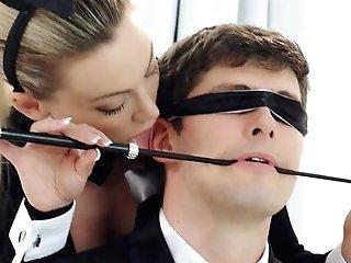 Master Woman Acts Pretty Provocative