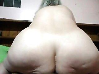 Fabulous Homemade Bbw, Big Butt Pornography Clip