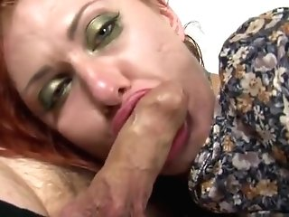 Snazzy Dark-hued Experienced Lady Is Making Dude Spunk