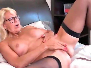 An Older Woman Means Joy Part 26