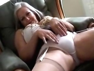 Incredible Homemade Movie With Matures, Solo Scenes